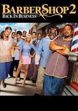Barbershop 2 Back In Business (Ice Cube) Region 4 DVD