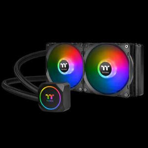 Thermaltake CL-W286-PL12SW-A TH220 ARGB Sync AIO Liquid Cooler