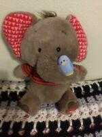 Hallmark Sweet Singin Elephant Musical Plush Stuffed Animal You Are My Sunshine
