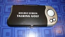 Double Screen Talking Golf Electronic Handheld Travel Game Excalibur