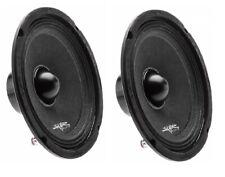 (2) SKAR AUDIO NPX65-4 300 WATT 6.5-INCH NEO 4-OHM MID-RANGE LOUDSPEAKERS - PAIR