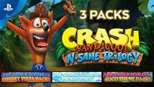Crash Bandicoot N. Sane Trilogy - Sunset Vista, Coco & Friends Pack - DLC (PS4)
