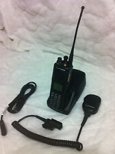 Police Motorola 3 XTS3000 P25 Digital 800mhz radio W/ Programming Security Astro