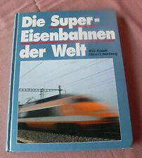 Eisenbahn-Geschichte-Deutschland-3 Bücher-ROSSBERG-SCHEFOLD-ISENBERG-KOSAK