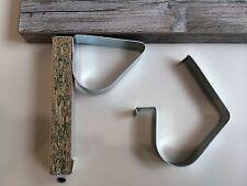 8x Sockelbefestigung für Küchensockel Sockelleiste Halter Klammer Sockelfeder