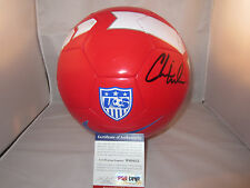 CHRIS WONDOLOWSKI SIGNED NIKE TEAM USA SOCCER BALL PSA/DNA W60433 2014 WORLD CUP