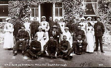 Southborough. VAD Kent 94 Crother's Hospital in Wells Ser. for Fielder & Jarrett
