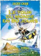 Bande annonce cinéma trailer 35mm 2004 TOUR DU MONDE 80 JOURS Chan Coogan NEUVE