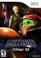 Metroid Other M - Original Nintendo Wii game