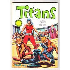 Titans N° 3 - Comics Marvel