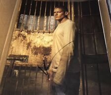 Wentworth Miller Prison Break Hand Signed 11x14 Photo Autographed COA