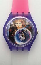 The Labyrinth David Bowie - Retro 80s designer watch