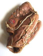 "Nokona AMG-750 13.5"" Red Label Baseball Softball Glove, RH Throw, USA"