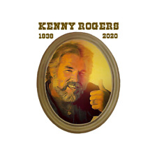 New! Kenny Rogers Country Music T-shirt Tee All Size S-4XL  PP927