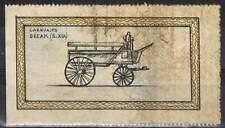 Spanje coupon Burgeroorlog 1939 - Guadalajara - Treinen / Train (048)