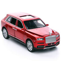 Rolls-Royce Cullinan ultra-luxury SUV 1:32 Rare NEW