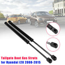 Pair Trunk Hatchback Tailgate Support Boot Gas Struts For Hyundai i20 2008-2015