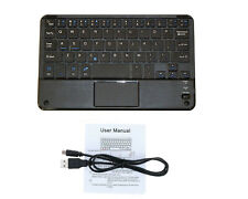 Wireless Mini Bluetooth Keyboard Mouse Touch Pad Remote for PC Android Windows