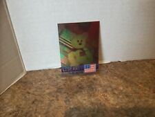 Libearty Ty Beanie Baby Card Limited Edition Hologram Series 2