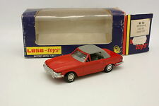 Luso Toys 1/43 - Mercedes 450 SL Hard Top Rouge