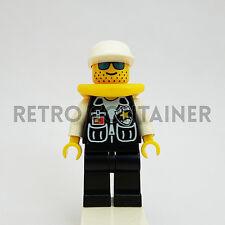 LEGO Minifigures - 1x cop020 - Policeman - Omino Minifig Cop Sheriff 6483
