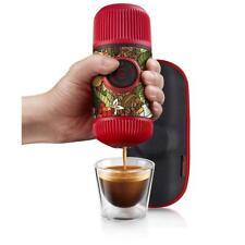 Wacaco Nanopresso Portable Espresso Machine Coffee Maker Red Jungle for Camping