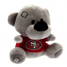 San francisco 49ers timmy bear soft toy équipe mascotte
