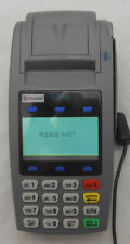 First Data FD50 Dual Comm / IP Credit Card Terminal Reader Without Power Adaptor