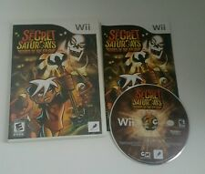 The Secret Saturdays: Beasts of The 5th Sun ( Wii 2009 ) Complete / Tested