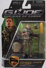 "DUKE 'Desert Ambush' GI JOE The Rise Of Cobra 2008 3.75"" Inch Action FIGURE"