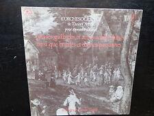 l'orchesographie de Thoinot Arbeau pour apprendre à danser chant du monde LDX 74