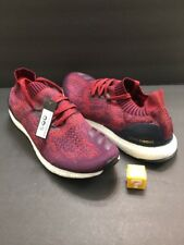 ADIDAS ULTRABOOST UNCAGED [BA9617] MYSTERY RED NO NMD PURE YEEZY BOOST Y3 Sz 14