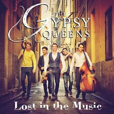 THE GYPSY QUEENS Lost In The Music 2014 10-track CD NEW/UNPLAYED