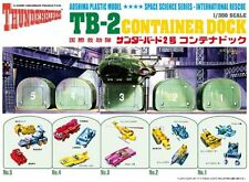 1/350 Thunderbird Series No.05 2 No. Container Dock From Japan