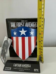 Captain America The First Avenger 1940's Shield 1:6 Scale Replica High...