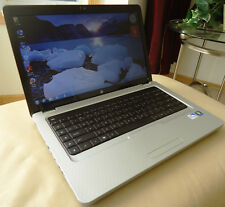 "HP G62 15.6"" Laptop  2.30GHz 160GB 4GB Win 7 Pro  MS Office Webcam HDMI"