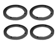 """4 PCS Universal Car speaker stackable adapters 5-1/2"""" to 6-1/2"""" ring extenders"""