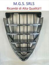 Griglia Maschera Scudo Radiatore Anteriore Alfa Romeo 159 Cromata 2005/2013 ISAM