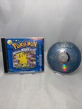 Pokemon Projekt Studio Blue Version PC Software Jewel Case + Gratis p&p tolles Geschenk