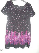 Marks and Spencer Ladies Top Size 16
