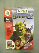 LeapFrog LeapPad Leap Pad Educational Books: Shrek 2 !! New!!  Never  opened!!