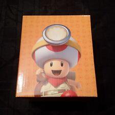 Club Nintendo capitán SAPO TESORO rara Tracker Lámpara Nuevo en Caja Vendedor de Reino Unido