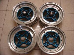 Enkei AP Racing Wheels JDM 114.3 Toyota Celica TA22 TA23 TA35 RA25 RA29 KE70