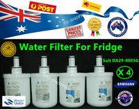 4 X SAMSUNG DA29-00003G PLUS COMPATIBLE WATER FILTER - REFRIGERATOR