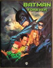 BATMAN FOREVER - SELECTIONS FROM THE ALBUM - NOTENBUCH TABULATUR - U2 NICK CAVE