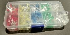 Led 200pclot 3mm And 5mm Bulk Box Mixed Color For Use With Arduino Avr Pic Rpi
