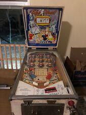 Gottlieb's Pinball Machine, EggHead 1961
