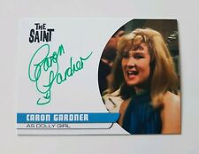 Unstoppable Cards The Saint Series 2 Autograph Card Caron Gardner CG3