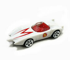 Hot Weels Speed Racer Mach 5 Model Car New without Box