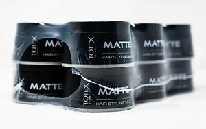 12x Totex Hair Styling Matte 150ml